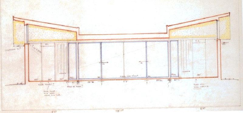 La casa sert en cambridge josep lluis sert - Planos de casas pareadas ...