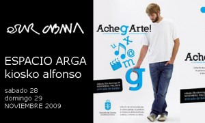 achegArte! · Óscar Cabana