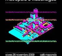 POPMETROPOLIS: metropolis y videojuegos