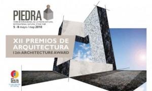 Premio de Arquitectura. Piedra 2010