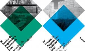Premio Enor. Exposición y conferencia