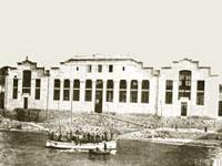 Industrial architecture. Conservas Alfageme Factory | Manuel Gómez Román