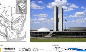 """Proyección del documental """"Brasilia y La Utopía Moderna"""""""