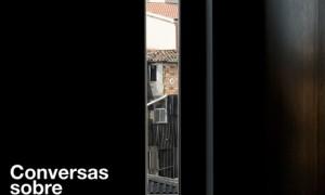 """Conferencia """"Conversaciones sobre arquitecturas"""". Manuel Gallego"""