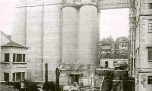 Arquitectura Industrial. Panificadora en Vigo