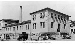 Arquitectura industrial. La Panificadora. 1917 | Otto Werner+Jorge Buchi+Manuel Gómez Román