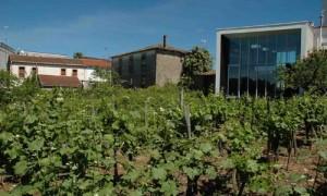 Centro de recepción de visitantes Ribeira Sacra-Sober | OLA estudio
