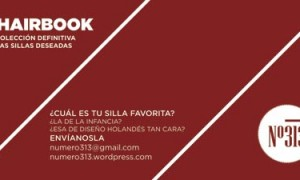 Chairbook. Convocatoria