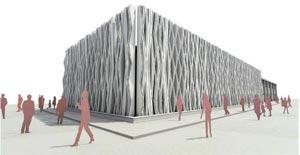 Fallo do concurso de Ideas para a construción de dous módulos de fachada baseados no uso do granito