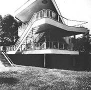 Habitar la noche: Hans Scharoun y la casa unifamiliar como vehículo de exploración