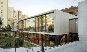 Biblioteca municipal Manuel Altolaguirre | castroferro arquitectos+Jacobo Domínguez