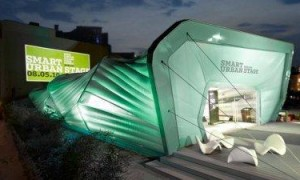The project estonoesunsolar nominated to the prizes Smart Urban Stage 2010