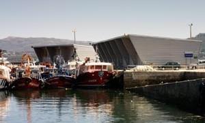 Intervención en el puerto de Combarro | Cid+Santos