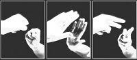 Piedra, papel, tijera | Sergio de Miguel