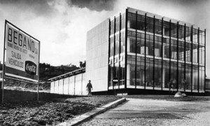 Patrimonio industrial. Fabrica Coca-Cola | Andrés Fernández-Albalat Lois+Antonio Tenreiro