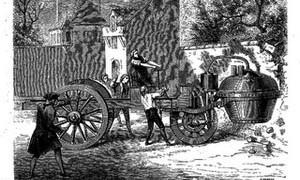El Carro de Nicolas Cugnot
