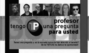 Interview of the Students to the Professors of the ETSAC | fetsac10
