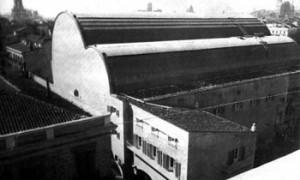 Arquitecturas perdidas: Frontones | Eduardo Torroja+Secundino Zuazo
