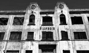 Industrial architecture. Pencil Hispania Factory (II)