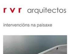 Conferencia de rvr arquitectos