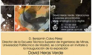 Variations and landscapes found: from the analog to the digital [David Heras Verde]
