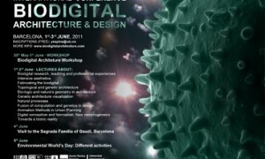 International Conference Biodigital Architecture & Genetics