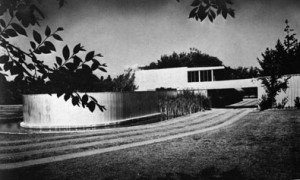Casa Josef von Sternberg. Richard Neutra