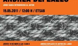 Conferencia Andrea Deplazes