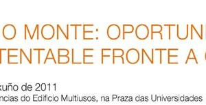 "Xornadas ""O monte: oportunidade sustentable fronte a crise"""
