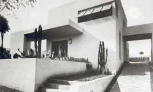 Casa Modernista. Gregori Warchavchik