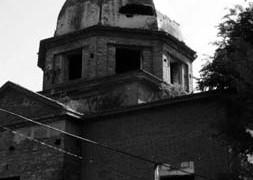 """Patrimonio. Maris Stella, la """"iglesia rota"""""""
