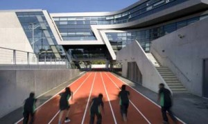 Zaha Hadid, Premio Stirling 2011