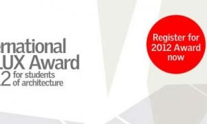 Premio Internacional VELUX 2012