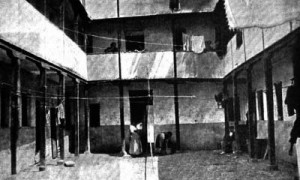 Patrimonio. Cheap houses, 1911. Centenary of the first law