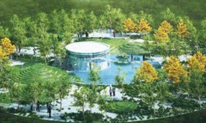 2013 World Landscape Art Exposition Jinzhou China