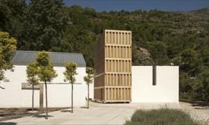 Faio de la V edición de los Premios de Arquitectura Ascensores Enor