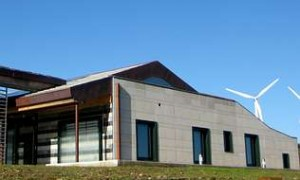 Prize Eurosolar 2011, bioclimatic House
