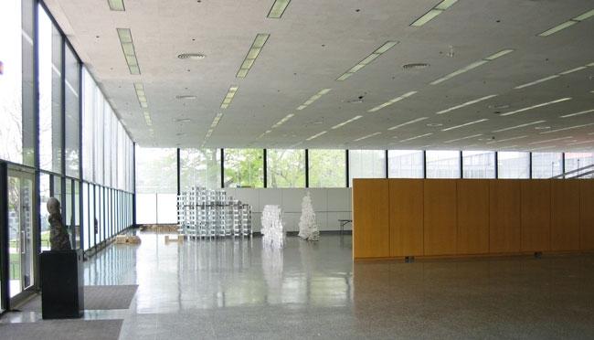 Crown Hall, Mies van der Rohe