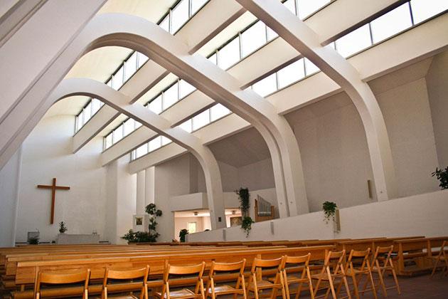Iglesia de la Riola, AlvarAalto