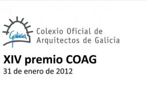 XIV Premio del Colexio de Arquitectos de Galicia. Gala