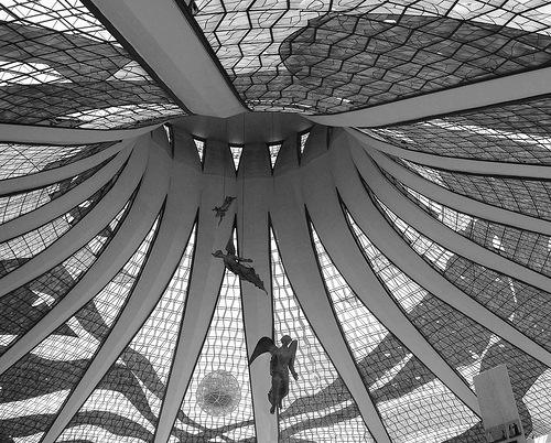 Brasilia una gran m quina para habitar o una utop a - Arquitecto de brasilia ...