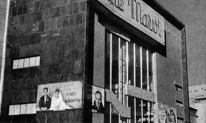 "Patrimonio. Se vende antiguo cine: ""Marvi"" | Felipe Heredero - Carlos Sobrini"