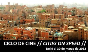 Cycle of Cinema. Cities on Speed
