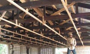 Inauguración do complexo escolar de Saint Patrick e Saint James en Sunyani (Ghana) construído por ASF