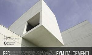 Concurso PFC FYM-Italcementi