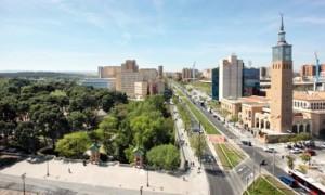 Premio Mellor Proxecto de Integración Urbana da UITP. Integración urbana do Tranvía de Zaragoza