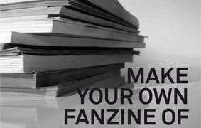 Make your own architecture fanzine