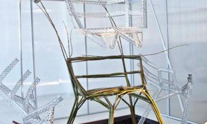 Chair Farm (Cultivating chairs) | Xosé Suárez