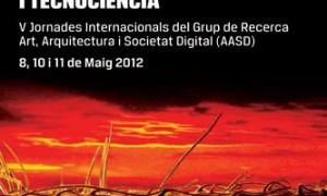 V XORNADAS Internacionais. Innovacións Artísticas e Novos Medios: Conservación, Redes e Tecnociencia