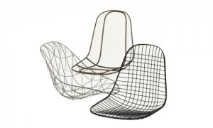 Wire Chair · Charles and Ray Eames (1951) | José Villacé